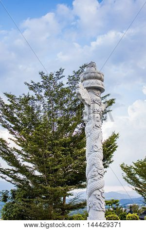 Nirvana Memorial Park In Semenyih, Malaysia