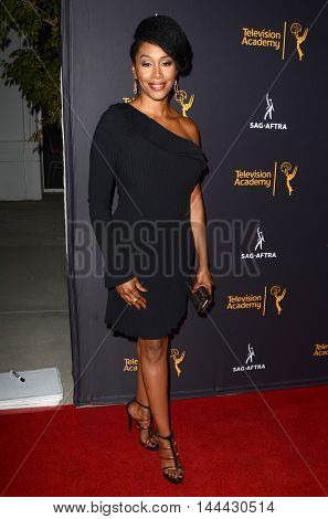 LOS ANGELES - AUG 25:  Simone Missick at the 4th Annual Dynamic & Diverse Celebration at the TV Academy Saban Media Center on August 25, 2016 in North Hollywood, CA