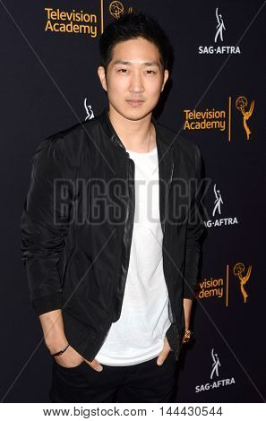 LOS ANGELES - AUG 25:  Tim Jo at the 4th Annual Dynamic & Diverse Celebration at the TV Academy Saban Media Center on August 25, 2016 in North Hollywood, CA