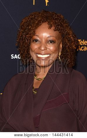 LOS ANGELES - AUG 25:  L. Scott Caldwell at the 4th Annual Dynamic & Diverse Celebration at the TV Academy Saban Media Center on August 25, 2016 in North Hollywood, CA