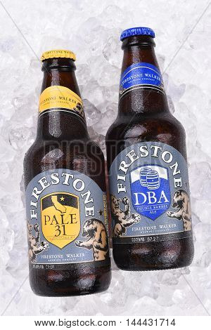 Firestone Walker Ales On Ice