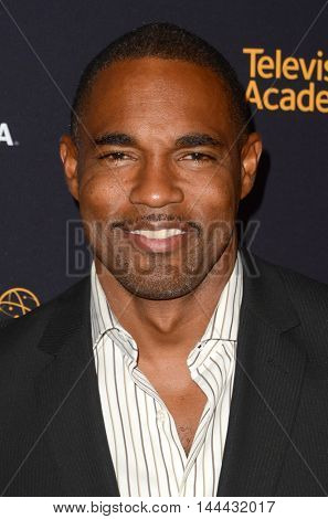 LOS ANGELES - AUG 25:  Jason George at the 4th Annual Dynamic & Diverse Celebration at the TV Academy Saban Media Center on August 25, 2016 in North Hollywood, CA