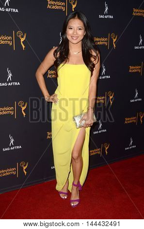 LOS ANGELES - AUG 25:  Christine Ko at the 4th Annual Dynamic & Diverse Celebration at the TV Academy Saban Media Center on August 25, 2016 in North Hollywood, CA