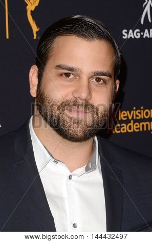 LOS ANGELES - AUG 25:  Cameron Gharaee at the 4th Annual Dynamic & Diverse Celebration at the TV Academy Saban Media Center on August 25, 2016 in North Hollywood, CA