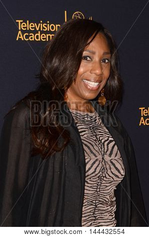 LOS ANGELES - AUG 25:  Dawnn Lewis at the 4th Annual Dynamic & Diverse Celebration at the TV Academy Saban Media Center on August 25, 2016 in North Hollywood, CA