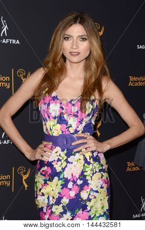 LOS ANGELES - AUG 25:  Blanca Blanco at the 4th Annual Dynamic & Diverse Celebration at the TV Academy Saban Media Center on August 25, 2016 in North Hollywood, CA