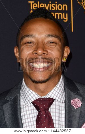 LOS ANGELES - AUG 25:  Allen Maldonado at the 4th Annual Dynamic & Diverse Celebration at the TV Academy Saban Media Center on August 25, 2016 in North Hollywood, CA