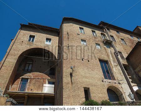 Siena, Ospedale Di Santa Maria Della Scala