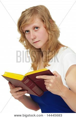 The Girl - Student Reading Textbook