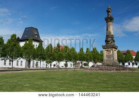Putbus, Ruegen, Germany