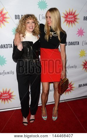 LOS ANGELES - AUG 21:  Natasha Lyonne, Chloe Sevigny at the