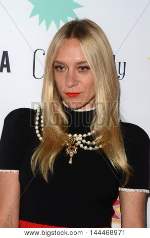LOS ANGELES - AUG 21:  Chloe Sevigny at the