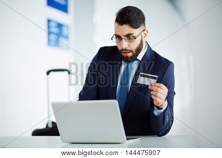 Problems with payment