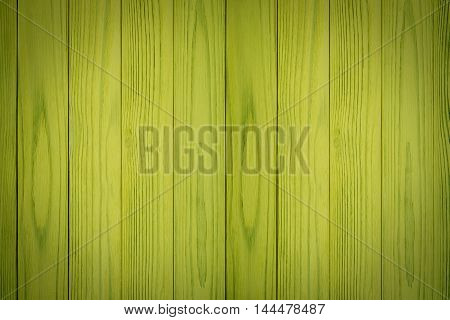 old wooden wall green background. Abstract background, empty template.