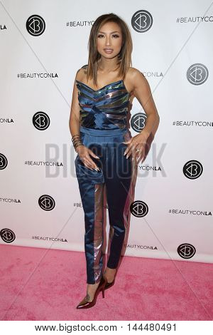 LOS ANGELES - JUN 9:  Jeannie Mai at the 4th Annual Beautycon Festival at the Los Angeles Convention Center on June 9, 2016 in Los Angeles, CA