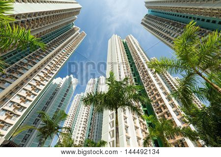 Public housing to the sky