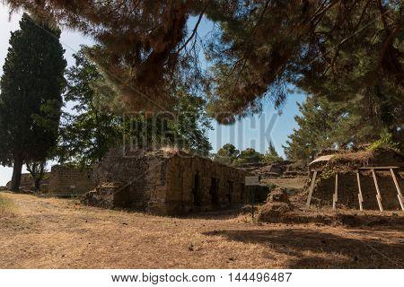 Bohali Castle, Zakynthos Town, Greece
