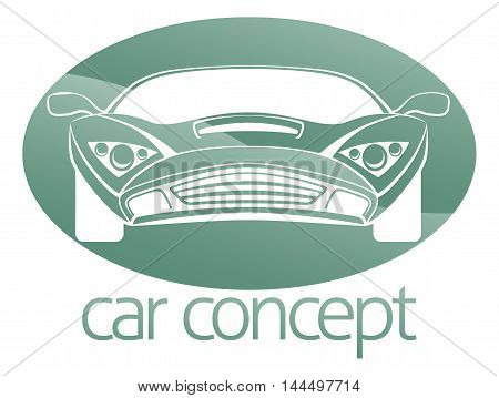 Luxury Car Circle Concept