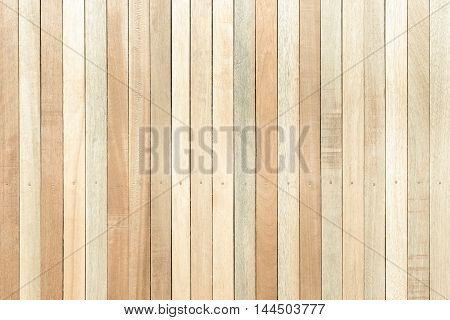 Background texture of new wooden boards wall