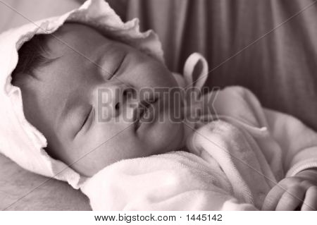 Sleeper Newborn Baby