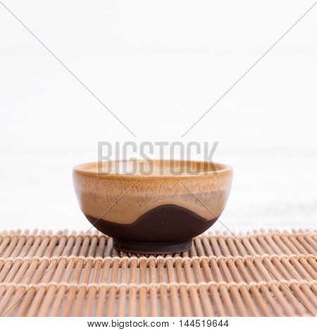 Earthenware for tea for Chinese traditional ceremony