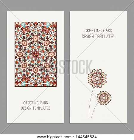 Templates For Greeting And Business Cards, Brochures And Covers.