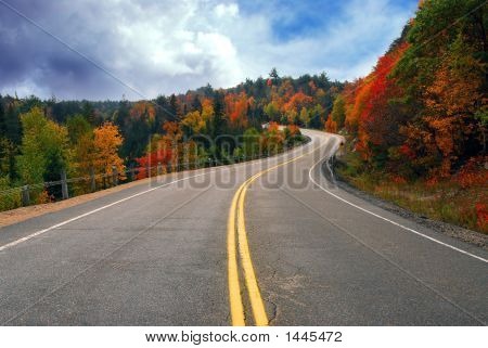 Fall Highway