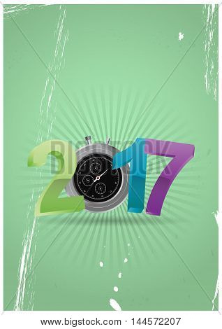 2017 Chronometer Time