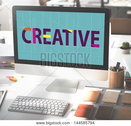 Creative Ideas Imagination Invention Solution Concept