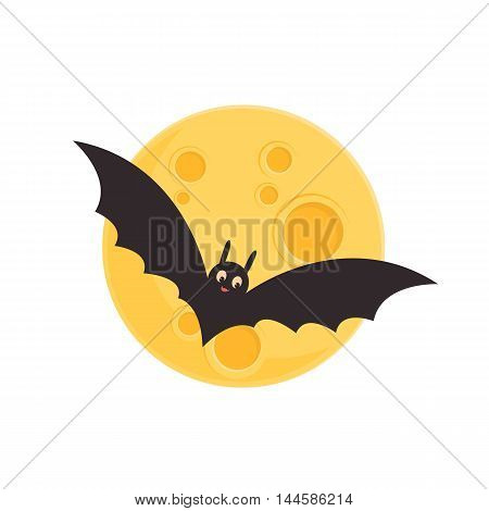 Halloween party design element. Eps 10 vector illustration