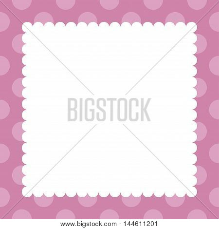 cute greeting invitation card for your design