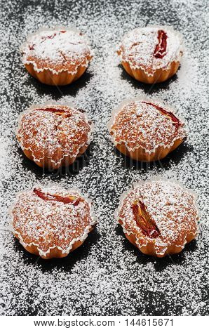Tomato Spice Muffins