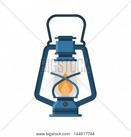 Camping Lantern Or Gas Lamp