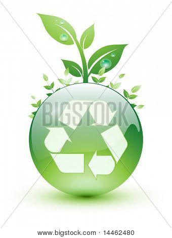 Green recycling design