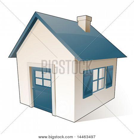 Little vector house