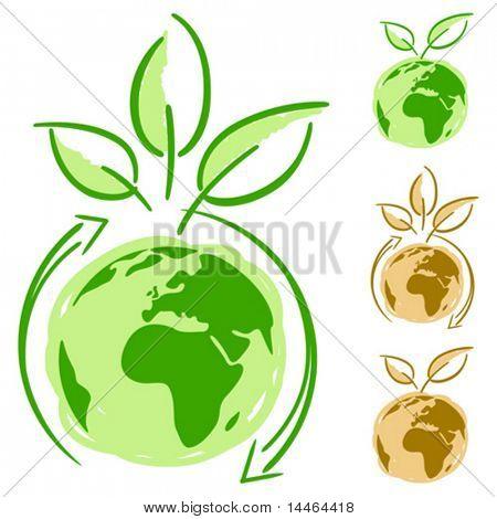 Conceito simplesmente verde