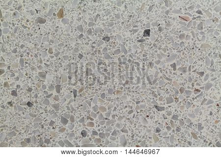 stone wall texture Terrazzo Floor Background : space for add text above and may be used as background :
