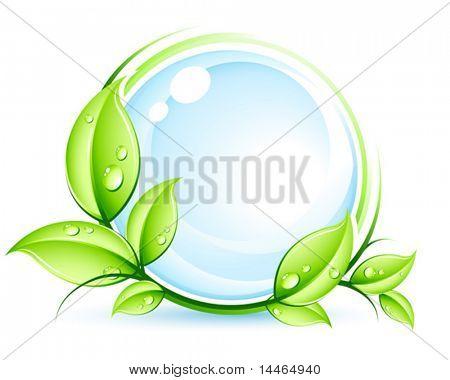 Grün Konzept