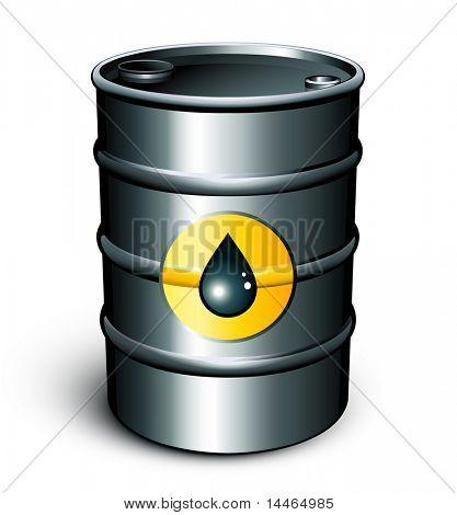 Öl-Fass