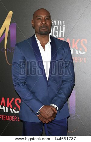 LOS ANGELES - AUG 28:  Morris Chestnut at the