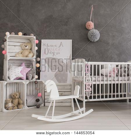 Best Baby Girl Room Idea