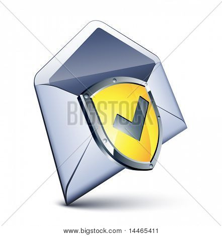Mail and shield