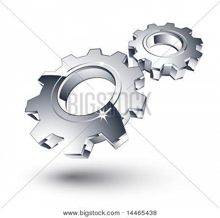 Chrome gears