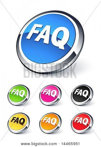 icon FAQ frequently asked questions