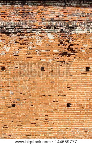 Texture Of Bricks