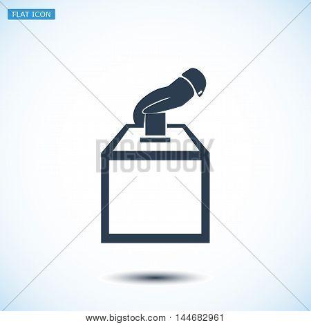 Vot Ballot Icon