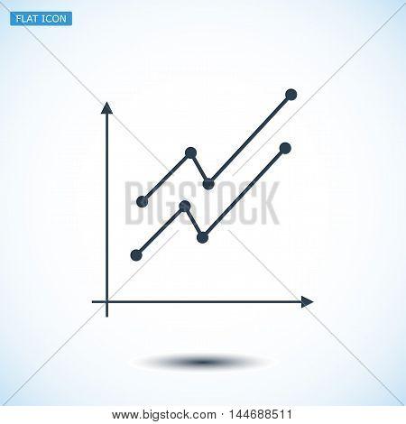 Graph Chart Icon