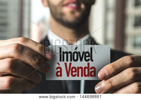 Property For Sale (in Portuguese)