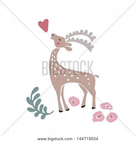 love deer roar