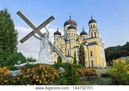 Photo of Hancu Monastery in Republic of Moldova